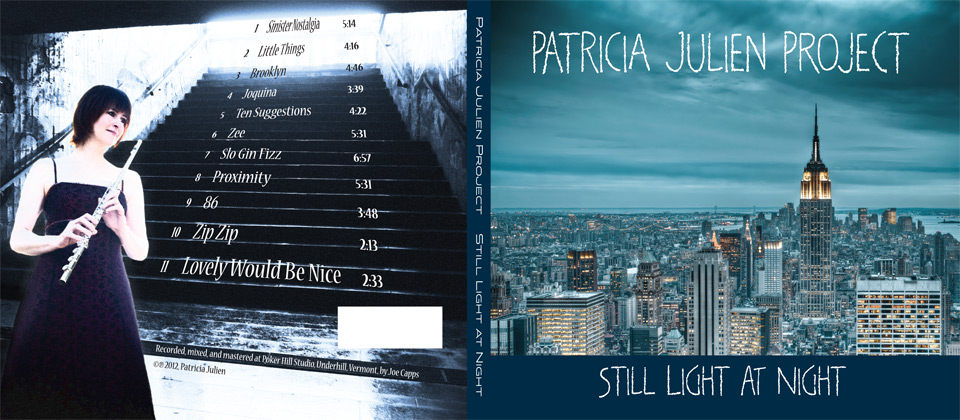 Patricia Julien Project: Still Light At Night